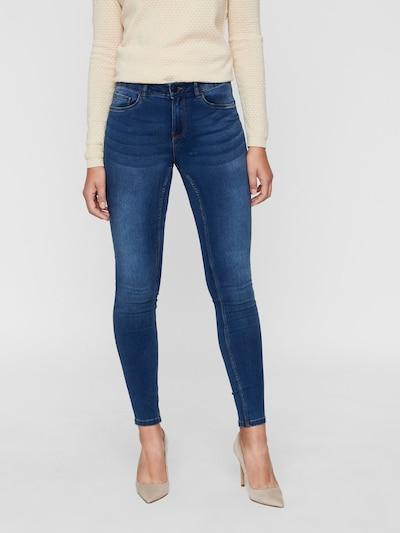 VERO MODA Džíny - modrá džínovina, Model/ka