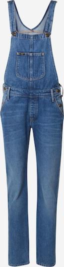Lee Salopette en jean 'Bib' en bleu denim, Vue avec produit