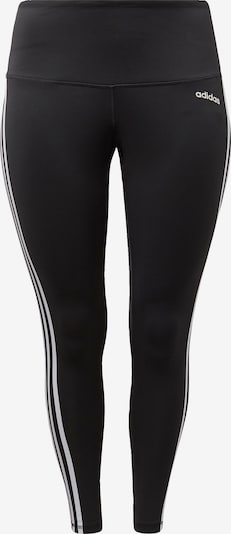 ADIDAS PERFORMANCE Leggings in schwarz / weiß, Produktansicht