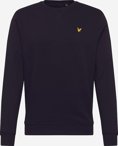 Lyle & Scott Sweatshirt in schwarz, Produktansicht