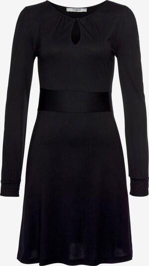 Tom Tailor Polo Team Kleid in schwarz, Produktansicht
