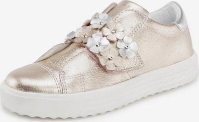 LURCHI Sneaker in rosegold / silber, Produktansicht