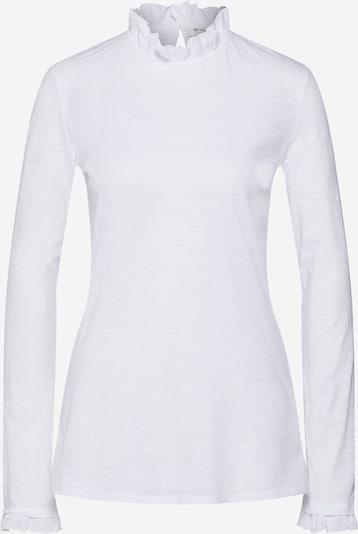 Rich & Royal Langarmshirt in weiß, Produktansicht