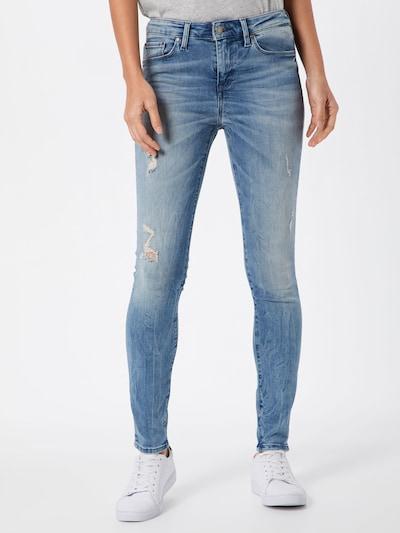 TOMMY HILFIGER Jeans 'COMO NOLA' in blue denim, Modelansicht