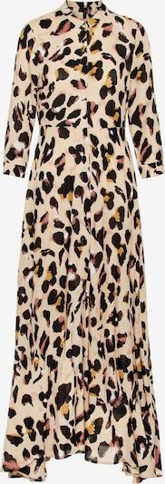 Y.A.S Skjortklänning 'Liro' i beige / kastanjebrun, Produktvy