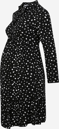 Dorothy Perkins Dolga srajca | črna / bela barva, Prikaz izdelka