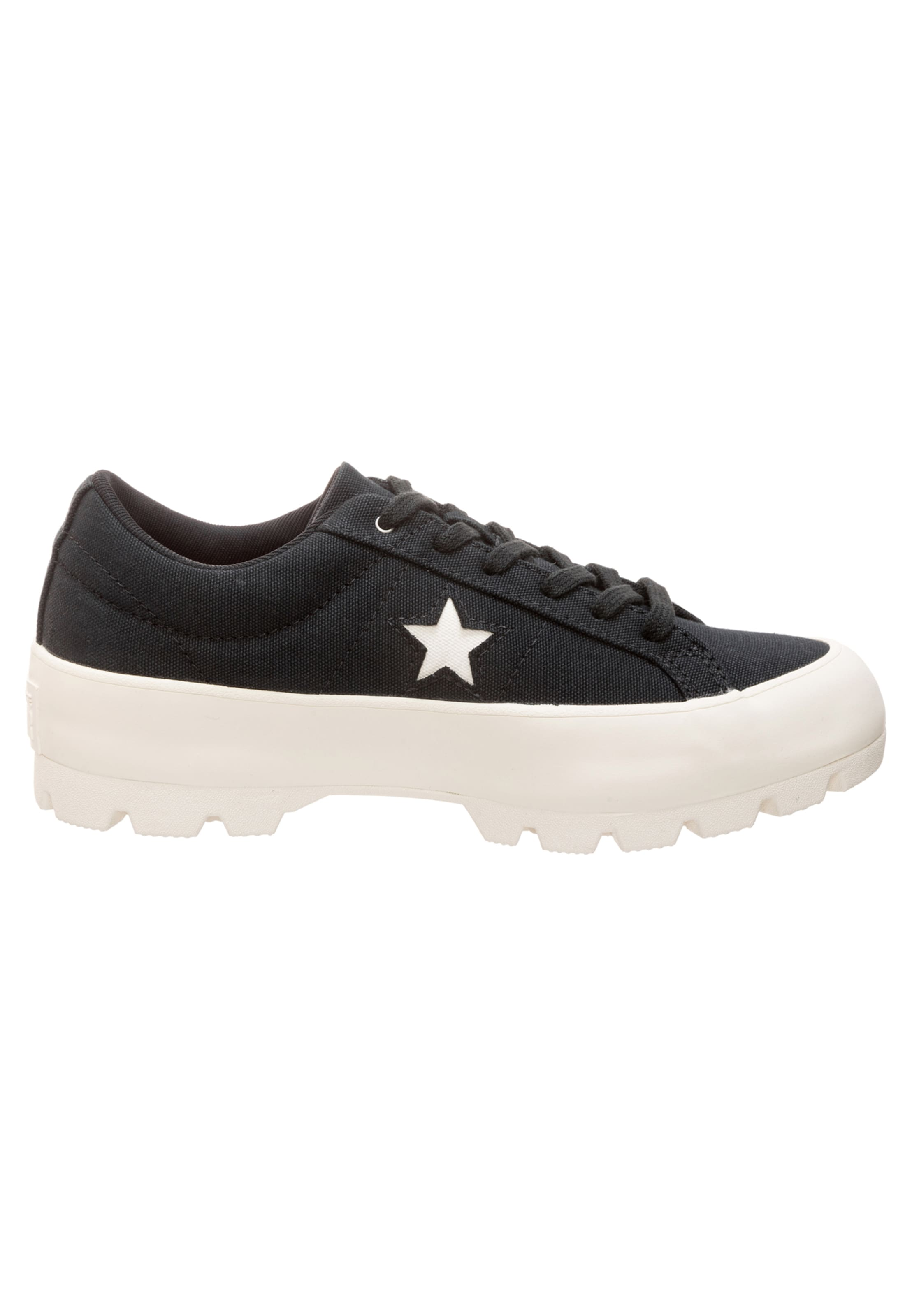 In Lugged Schwarz Star Sneaker Ox' Converse 'one nkwP0O8