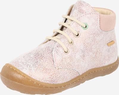 PRIMIGI Lauflernschuh in creme / rosa, Produktansicht