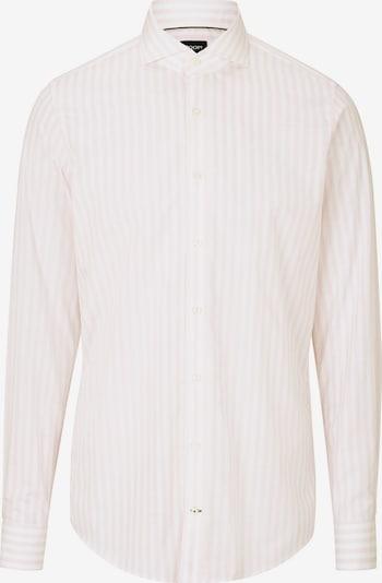JOOP! Hemd 'Pajos' in puder / weiß, Produktansicht