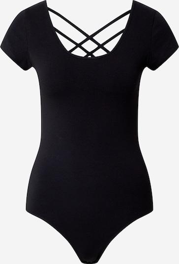 ABOUT YOU Tričkové body 'June' - černá, Produkt