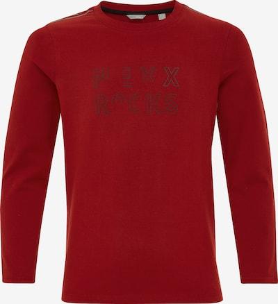 MEXX Langarmshirt in rot, Produktansicht