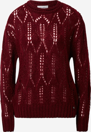 Blend She Pullover 'DIMMIE' in weinrot, Produktansicht