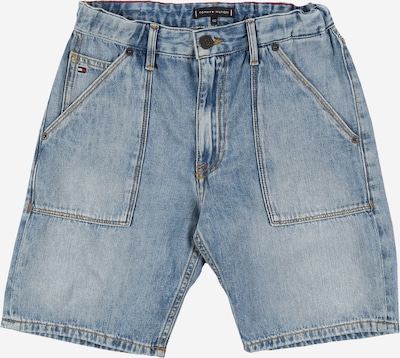 TOMMY HILFIGER Shorts 'CARGO SHORT SUBLR' in blue denim, Produktansicht