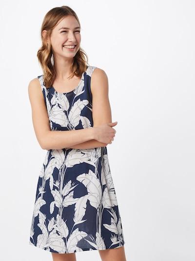 ROXY Kleid  'TRANQUILITY VIBES' in blau / weiß, Modelansicht