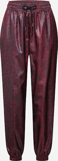 NIKE Sportbroek 'W NSW PANT WVN PYTHN' in de kleur Rood, Productweergave