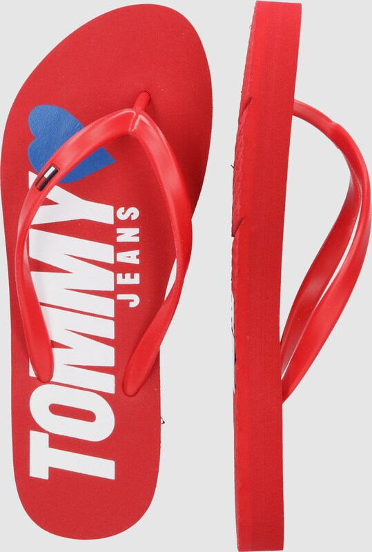 Tommy Zehentrenner Jeans Zehentrenner Tommy LOVE BEACH Hohe Qualität 7e3220