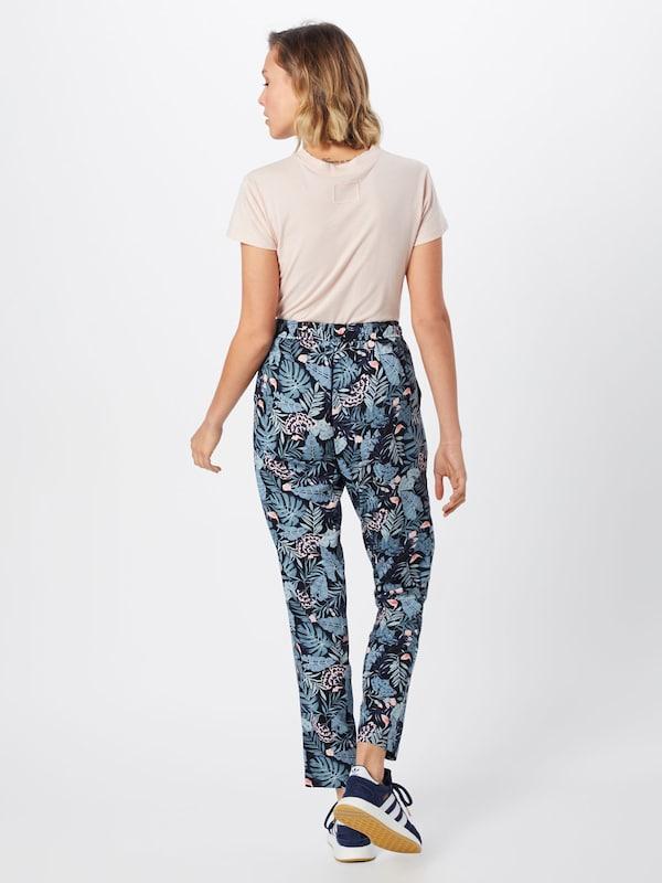 En Pantalon Iriedaily 'hula' BleuNoir Pantalon Iriedaily tsdQhCBrx