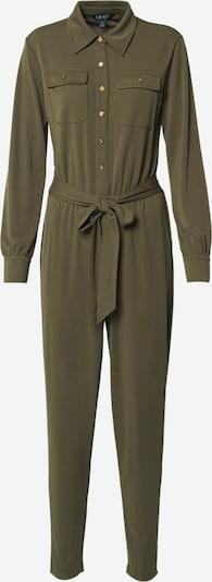 Lauren Ralph Lauren Jumpsuit in oliv, Produktansicht