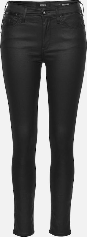 REPLAY Jeans in schwarz  Markenkleidung für Männer und Frauen