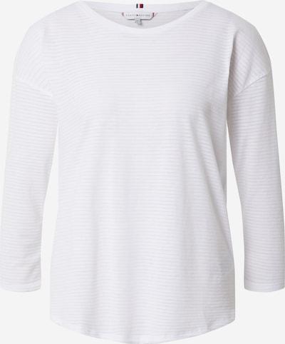 TOMMY HILFIGER Shirt 'Brianna' in de kleur Wit, Productweergave