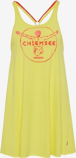 CHIEMSEE Sportowa sukienka w kolorze jasnozielonym, Podgląd produktu