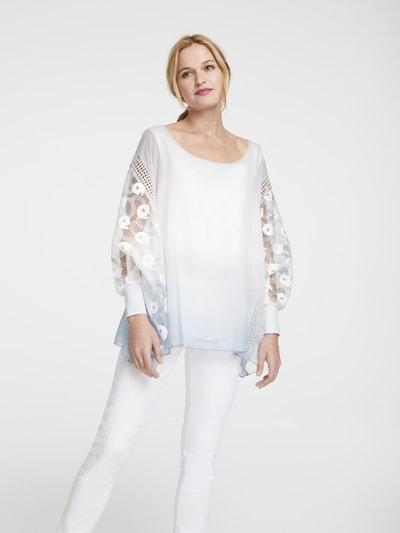 heine Tunika in weiß, Modelansicht