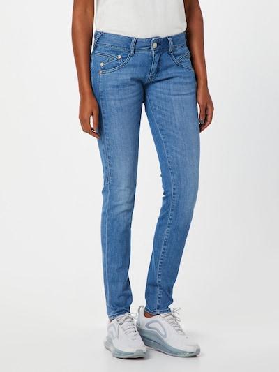 Herrlicher Jeans 'Gila' in de kleur Blauw, Modelweergave
