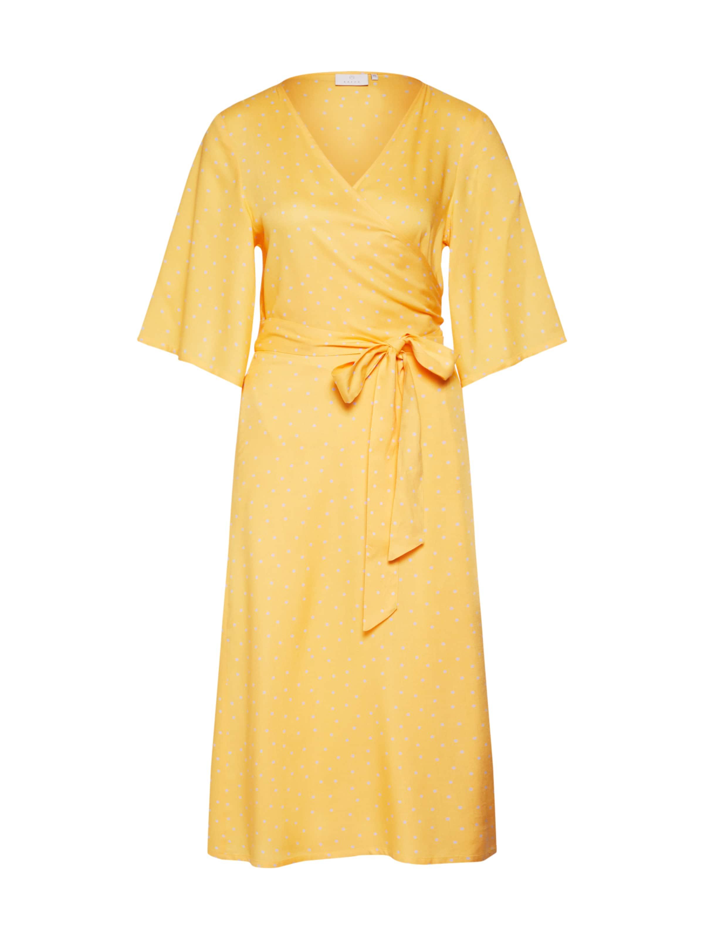 'isabel' Kaffe In Kaffe In 'isabel' GelbSilber Kleid Kleid L3A4Rq5j