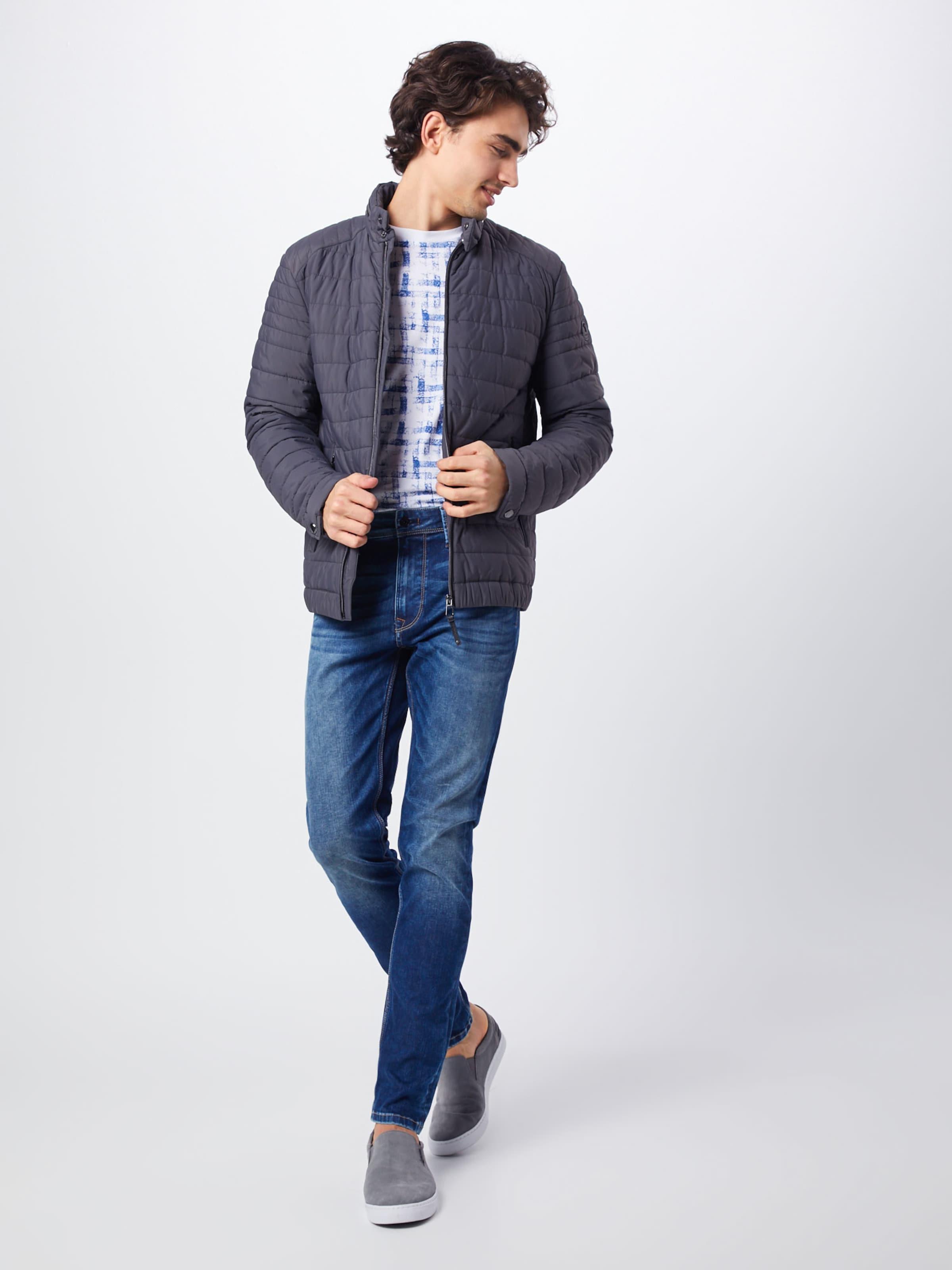 In 'nickel' Denim Blue Jeans Pepe OXTikPZu