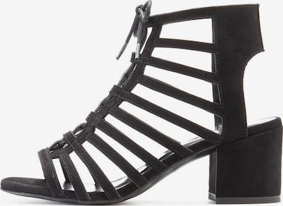 LASCANA Sandalette in schwarz, Produktansicht