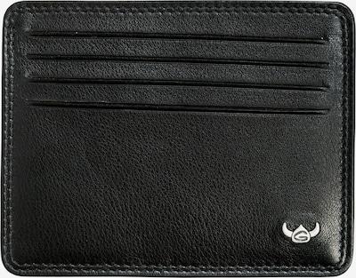 GOLDEN HEAD Visitenkartenetui 'Polo' in schwarz, Produktansicht