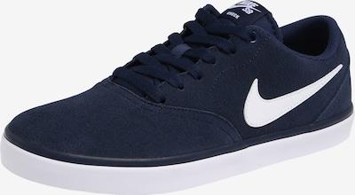 Nike SB Sneaker 'SB CHECK SOLAR' in navy / weiß, Produktansicht