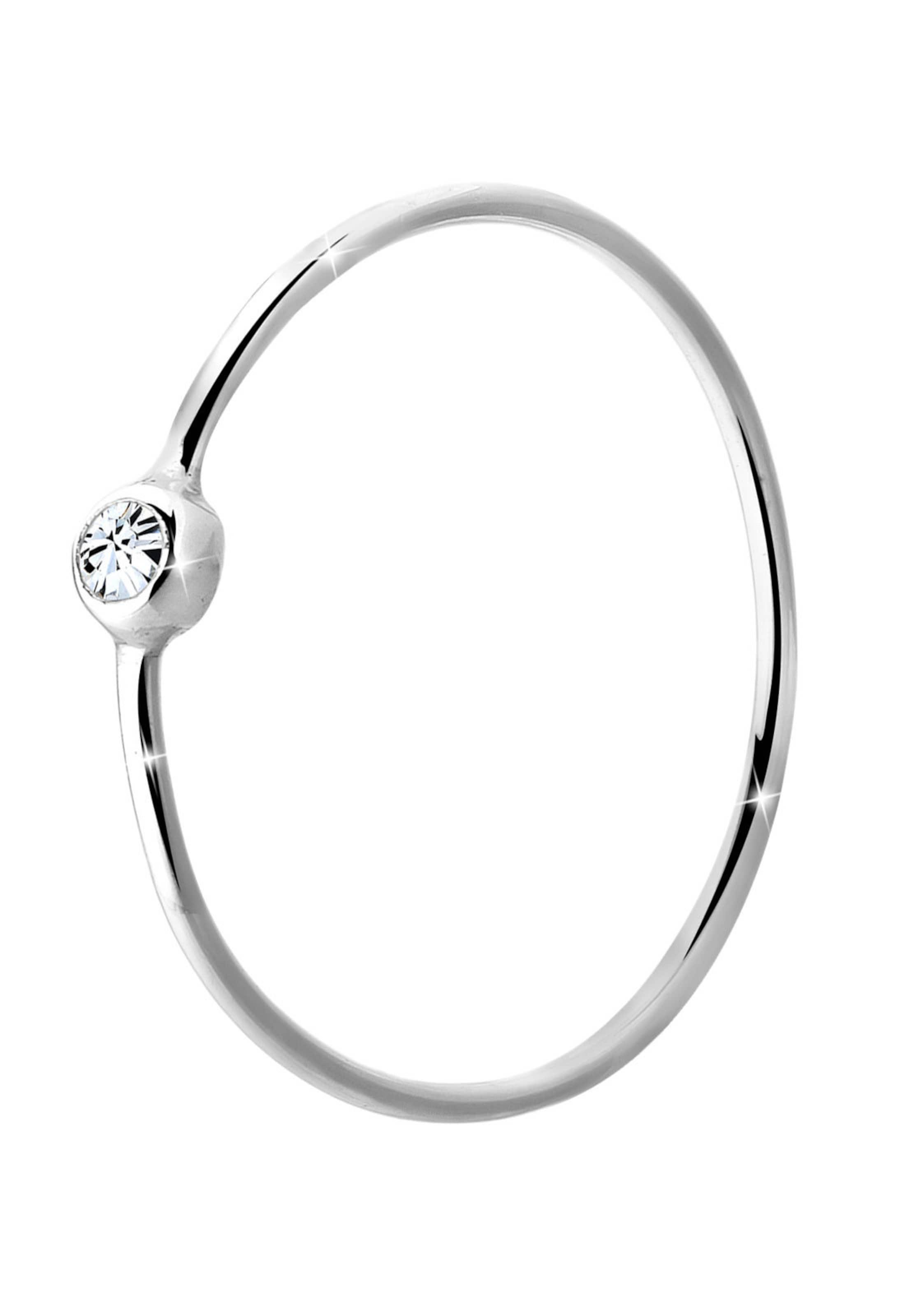 'solitär' In Elli Elli In 'solitär' Ring Silber Ring F1T3lcJK