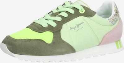 Pepe Jeans Sneaker 'VERONA W SMILE' in grün / weiß, Produktansicht