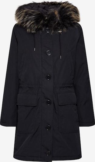 GAP Tussenparka 'LUXE' in de kleur Zwart, Productweergave