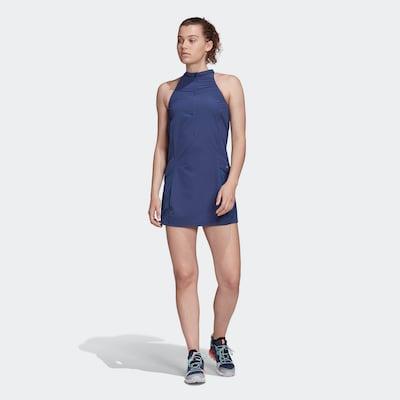 ADIDAS PERFORMANCE Kleid in blau: Frontalansicht