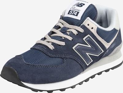 new balance Sneaker in beige / dunkelblau / weiß, Produktansicht