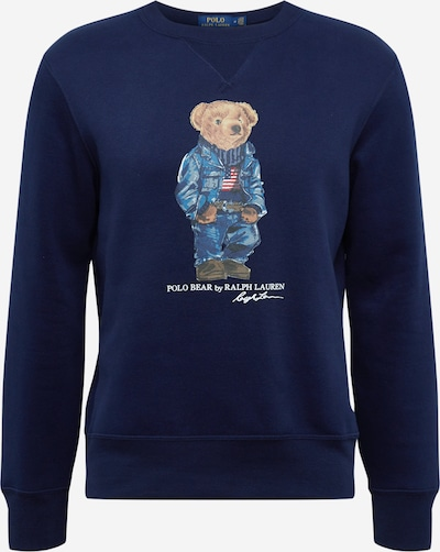 POLO RALPH LAUREN Bluzka sportowa 'LSCNM4' w kolorze granatowym, Podgląd produktu