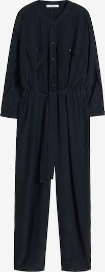 VIOLETA by Mango Jumpsuit 'leopard5' in de kleur Zwart, Productweergave