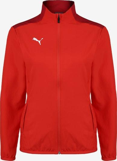 PUMA Trainingsjacke  'Sideline' in rot, Produktansicht