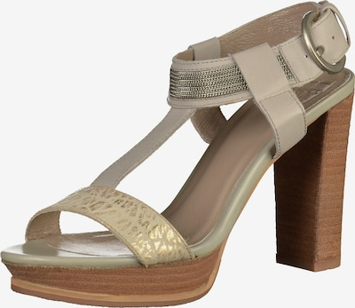 SPM Sandale in nude / gold, Produktansicht