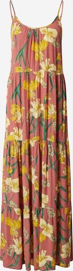 Y.A.S Robe d'été 'YASTROPICANA' en mélange de couleurs, Vue avec produit