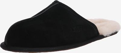 UGG Pantoufle 'Scuff' en noir, Vue avec produit