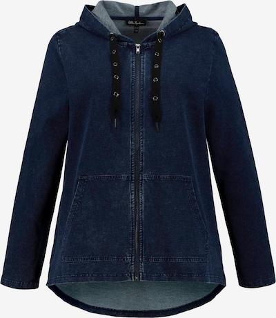 Ulla Popken Mikina s kapucí - tmavě modrá, Produkt