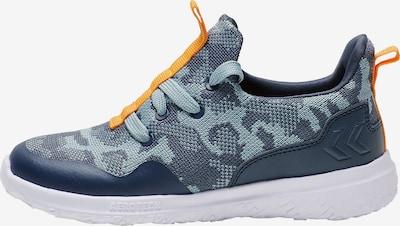 Hummel Sneaker 'ACTUS CAMO' in grün / khaki / orange, Produktansicht