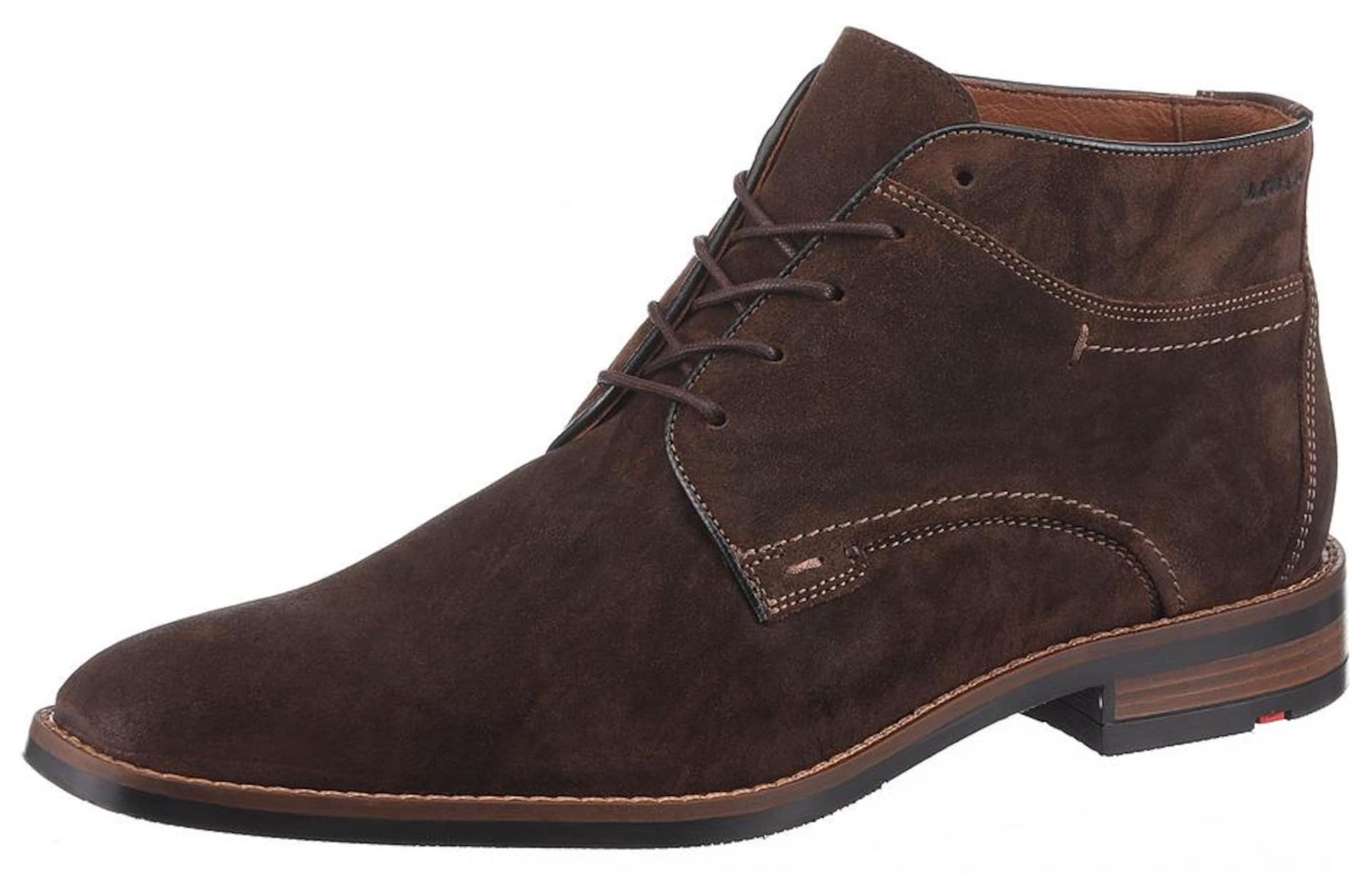 LLOYD Schnürstiefelette Stanley Verschleißfeste billige Schuhe