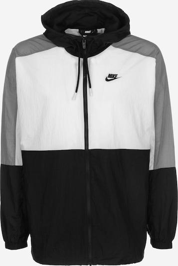 NIKE Trainingsjacke ' Sportswear ' in schwarz / weiß, Produktansicht
