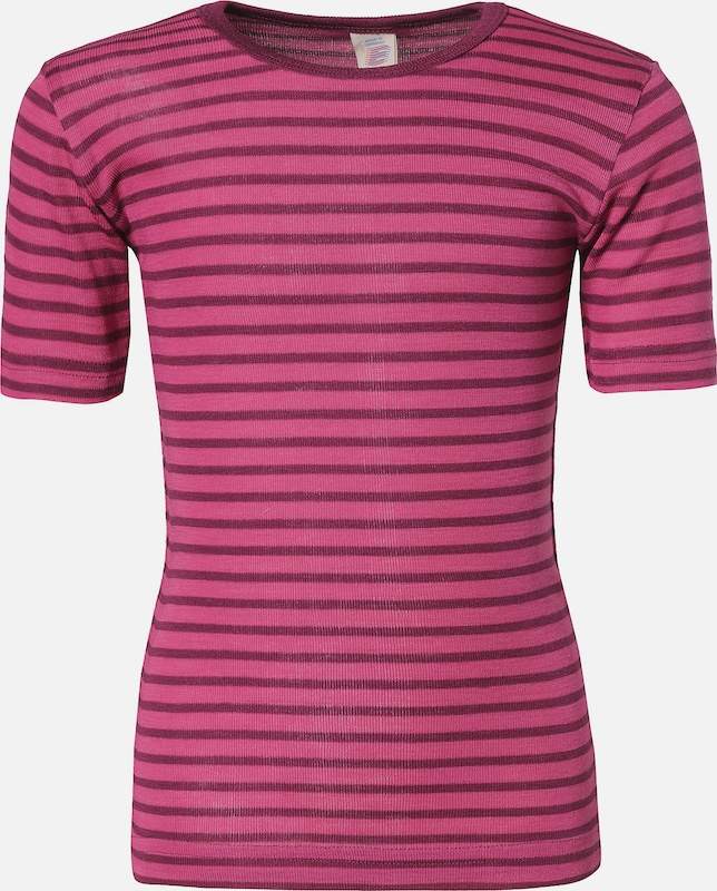 ENGEL T-Shirt in pink / eosin, Produktansicht