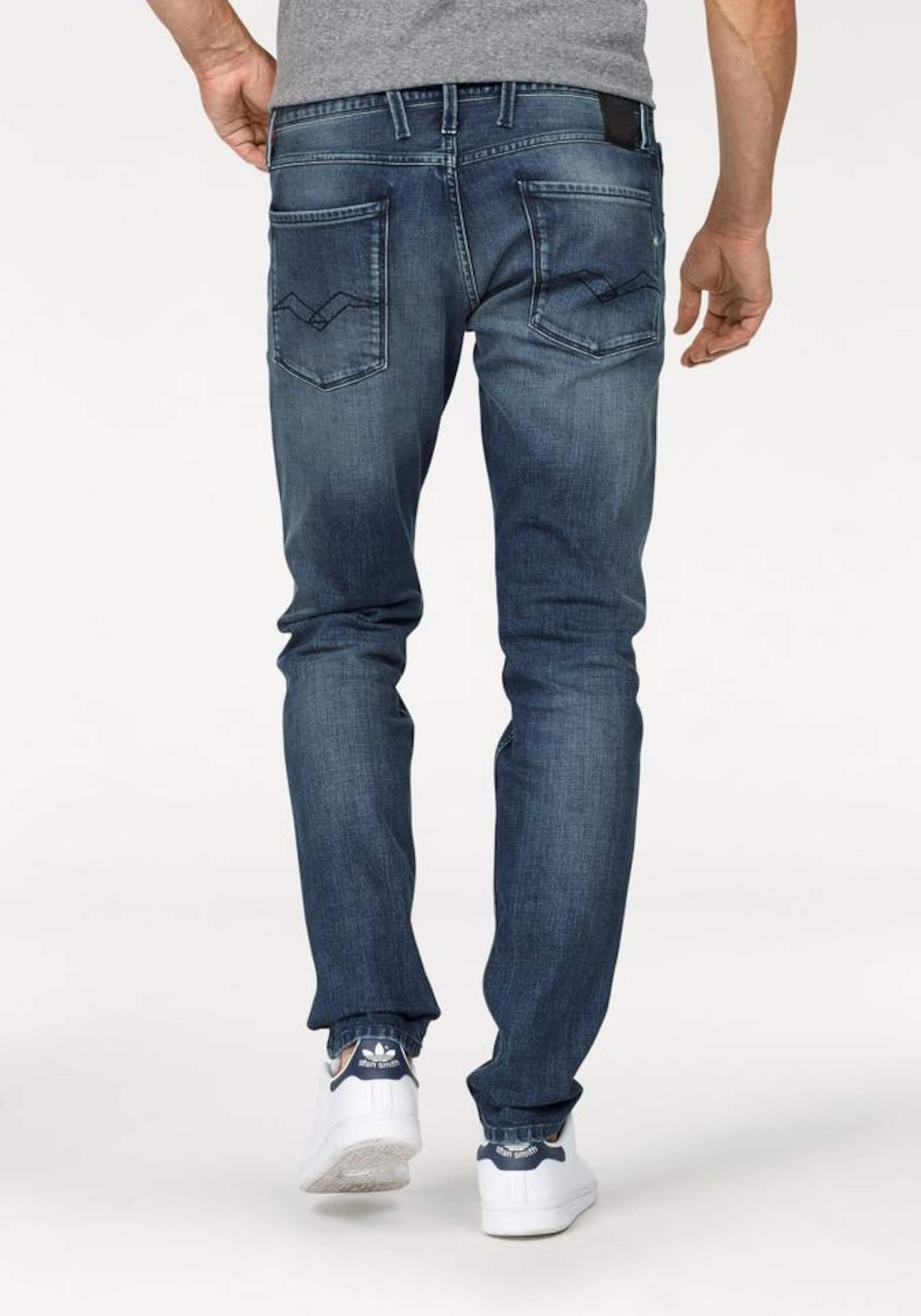 Auslass Besuch Rabatte Günstiger Preis REPLAY Slim-fit-Jeans 'Anbass' Billigster Günstiger Preis Outlet Factory Outlet Auslass Großhandelspreis teDpniC