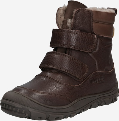 BISGAARD Schuhe 'TEX' in braun, Produktansicht